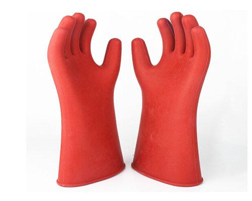 12KV橡胶电绝缘手套