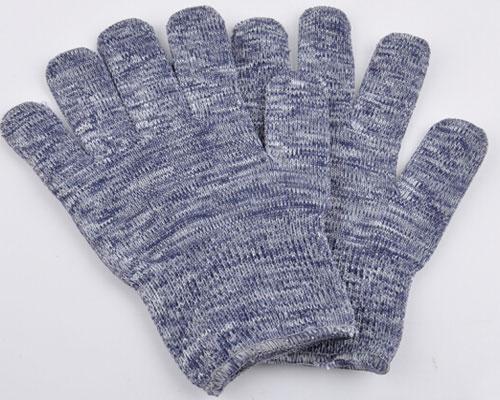 麻色尼龙手套