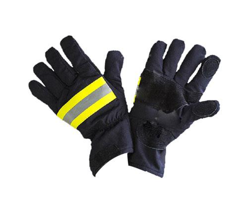 消防员灭火手套防护手套