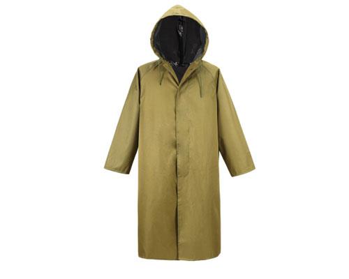军绿加厚55直播吧在线观看雨衣